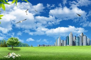 выбор города экология