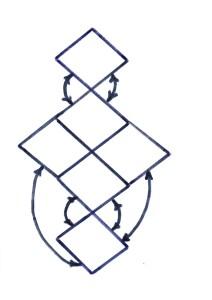 тапочки крючком схема