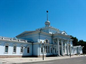 ейский вокзал